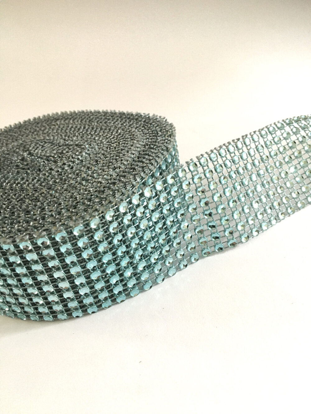Diamond Mesh Ribbon, Rhinestone Ribbon, Jewel Ribbon, Mesh By The Yard, Wedding Mesh, Wedding Cake Mesh, Scrapbooking Mesh, Rhinestone Mesh, 73