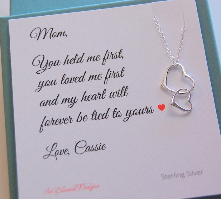 Mother Of The Bride, Wedding Gifts For Mom, Groom From Son, Jewelry, Mom