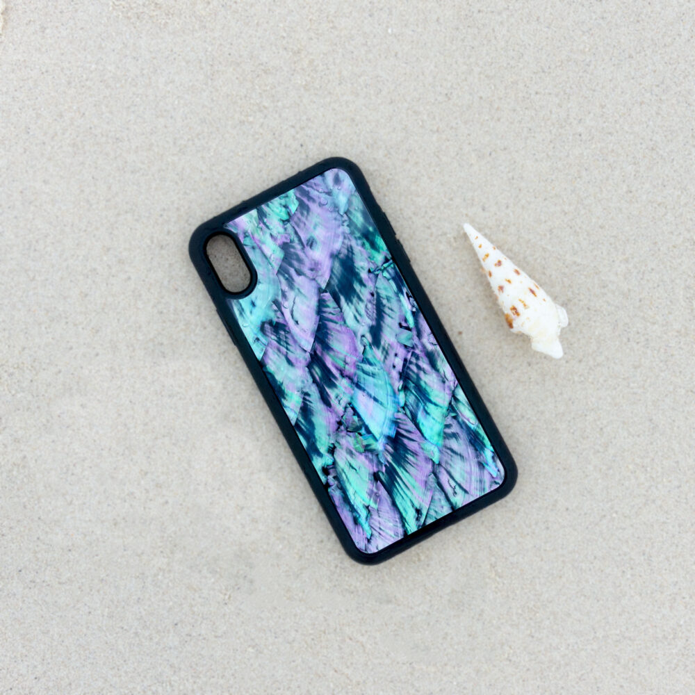 Abalone Iphone 12 Mini Phone Case | 8+ Pixel4 Samsung S10 Huawei P40 Tough Pearl