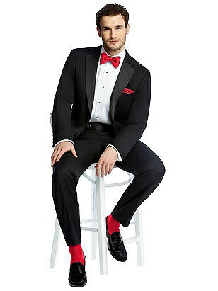 Men's Socks in Wedding Colors by After Six
