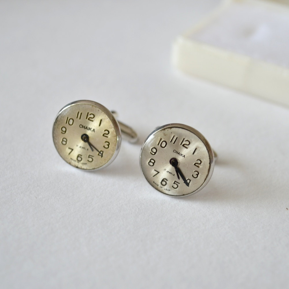 Cufflinks With Your Time On Request, Wedding Steampunk Cufflinks, Unique Gift, Cuff Links, Vintage Time , Gift