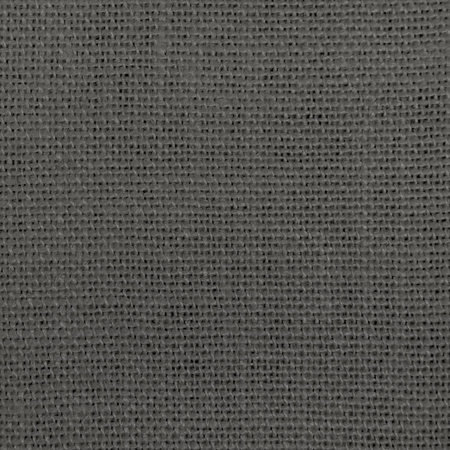 5 Yards 59 -60 Inch Wide Charcoal Gray 11 Oz Burlap Roll