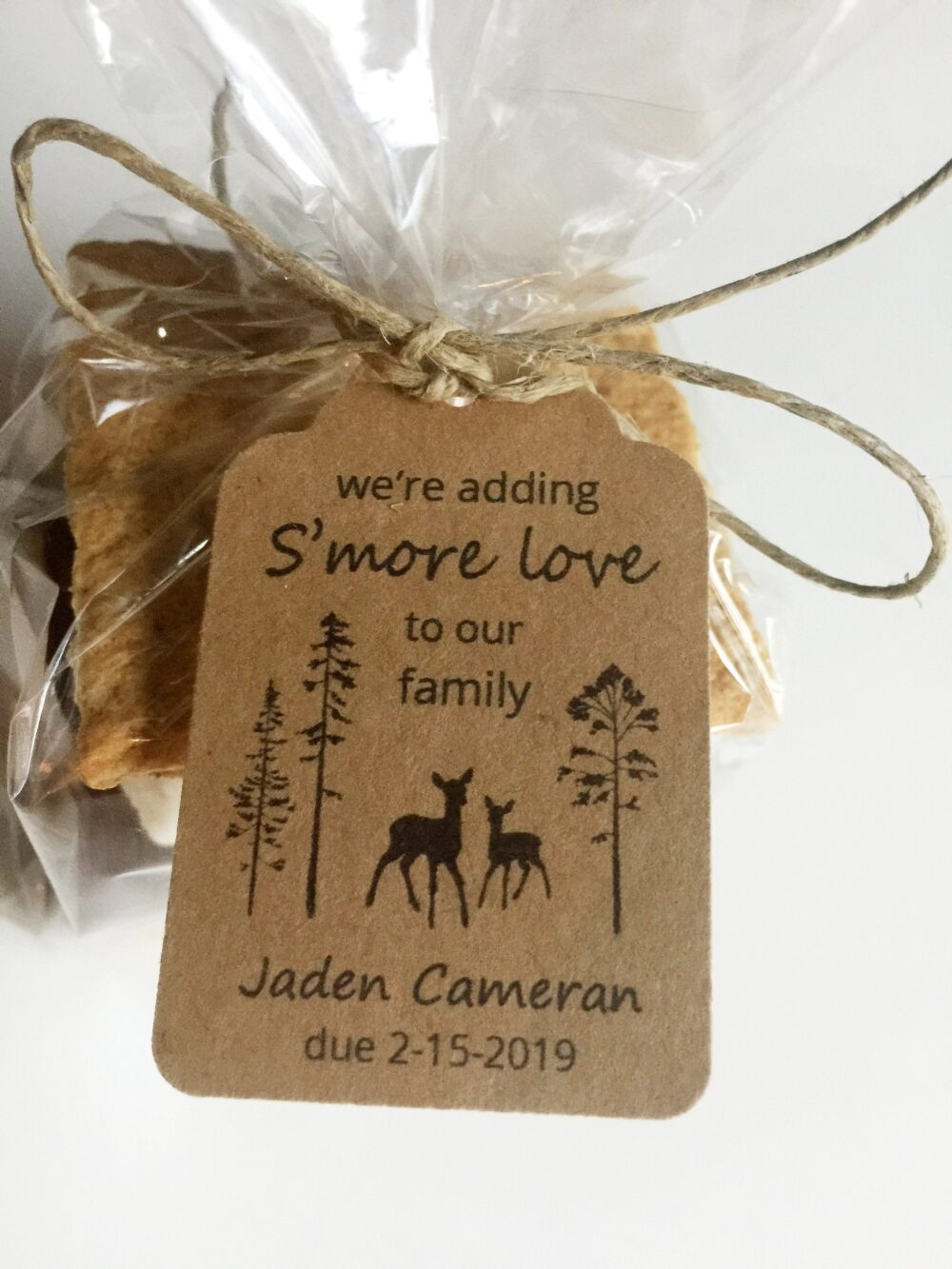10 Smores Kit, S'mores Kits, Wedding Favors, Smore Love, Love Tags, Tag, Smores Baby Shower, Rustic Favors