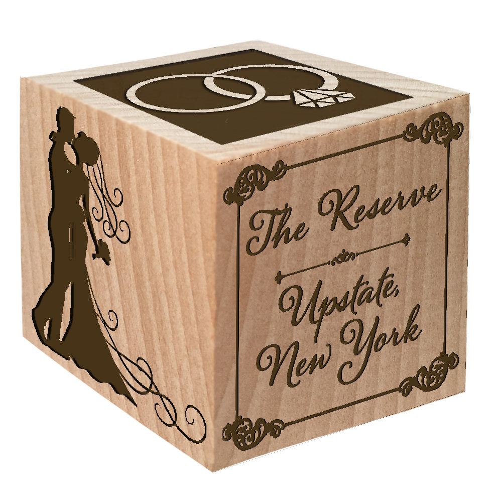 Wedding Gift Wooden Box Favors Engraved Gifts Bride & Groom Parents Unique For Couple Custom
