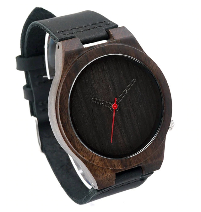 Groom Wedding Gift From Bride Engraved Wooden Watch For Men Boyfriend Finacé Husband Groomsmen Free Box Or Personalized Free Shipping