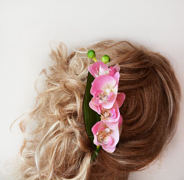 Wedding Flower Hair Combs, Accessories, Bridal Pieces, Hair Pin Clips Fascinator, Flower, Bridesmaid
