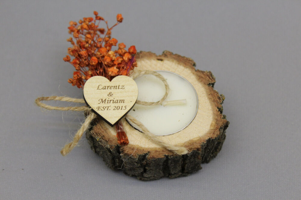 Candle Wedding Favor, Fall Favors, Favors For Guests in Bulk, Rustic Bridal Shower New