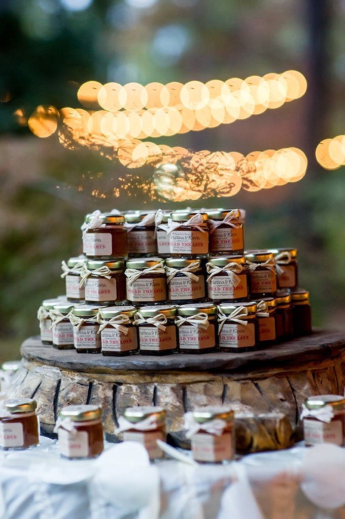 100 | 2Oz Rustic Jam Wedding Favors With Personalized Labels Edible Fall Mini Jar Micro Guest Favor Ideas