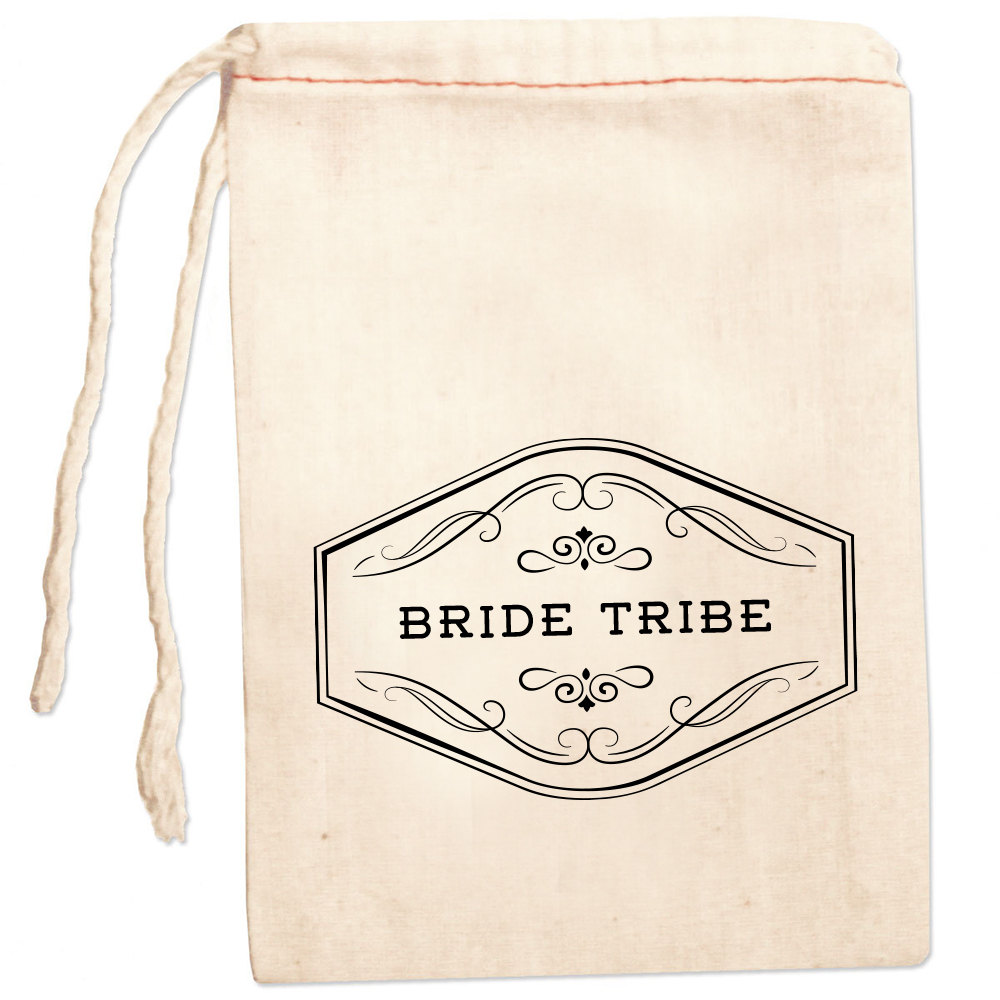 Vintage Wedding Favors, Custom Favor Bags, Personalized Bags