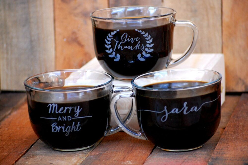 Coffee Wedding Favors, Personalized Cups, Favors Coffee, Custom Guest Gifts, Reception, Winter Wedding, Bar