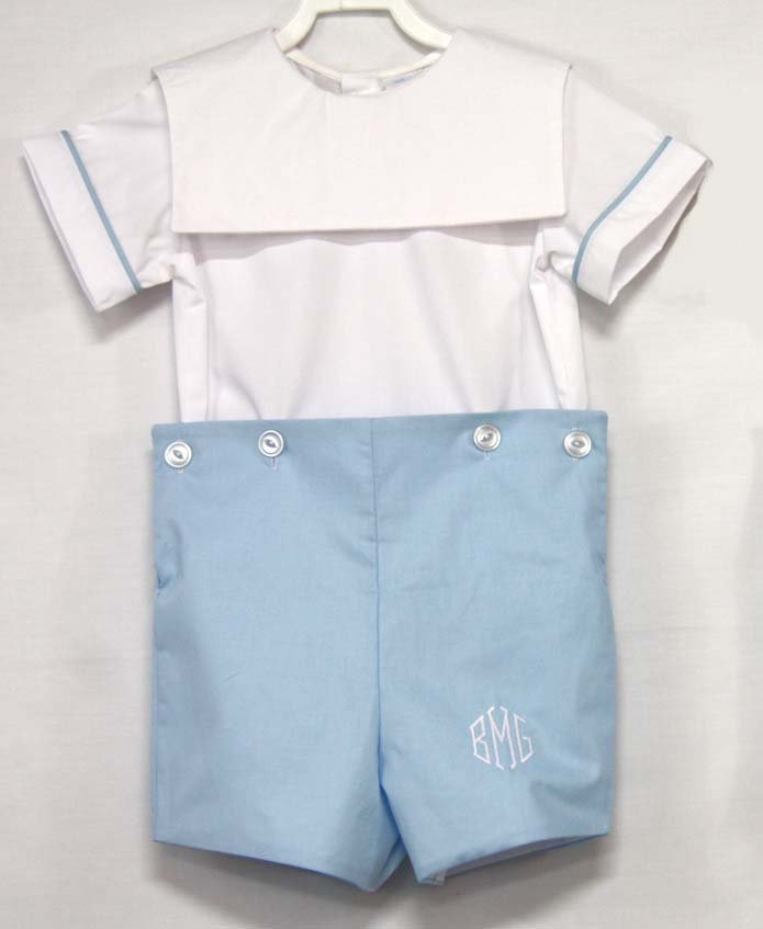 Baby Boy Dressy Outfit, Boys Royal Boy, Easter Ring Bearer Wedding Outfit 293349