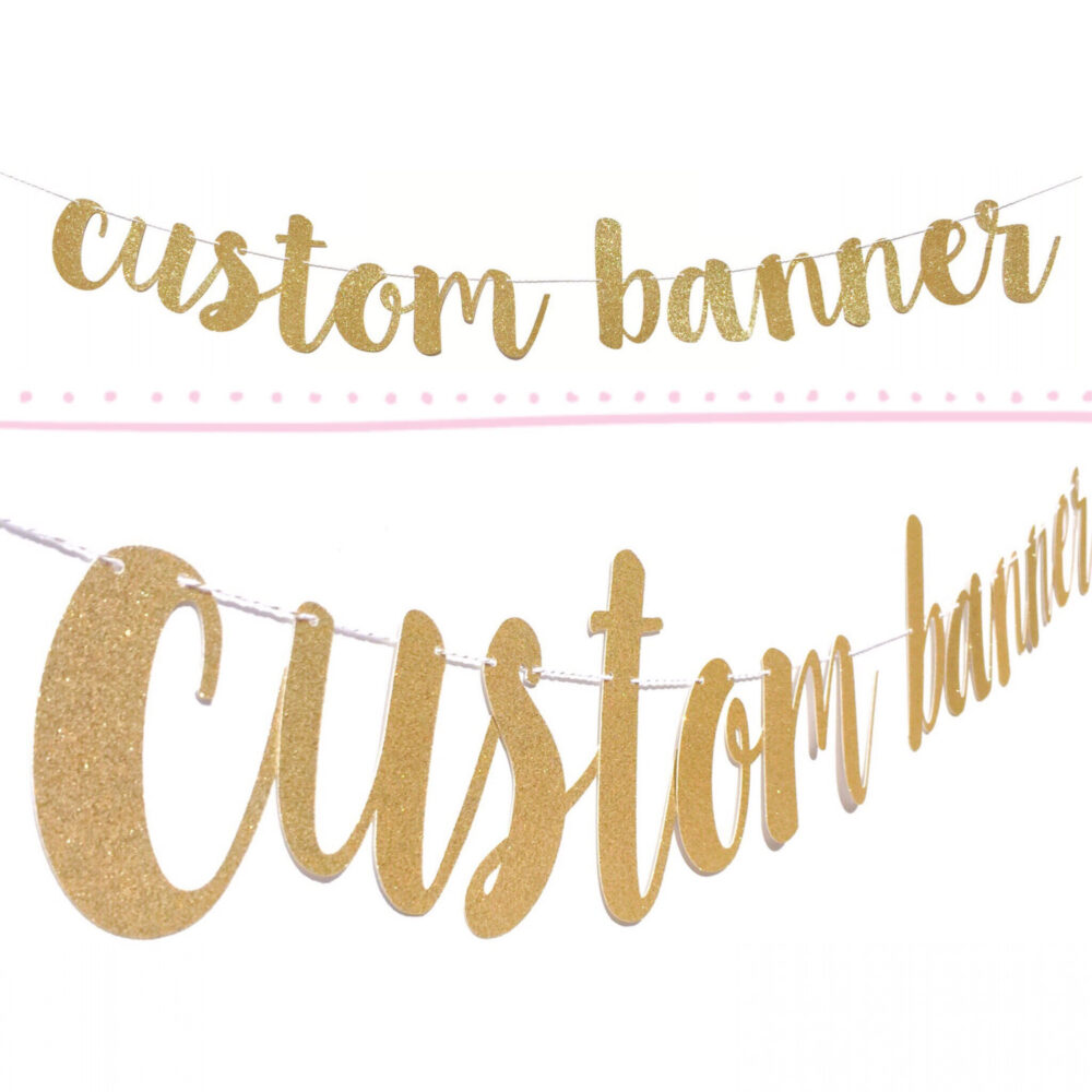 Engagement Party Decorations | Banners Ideas Sign Custom Banner Decor
