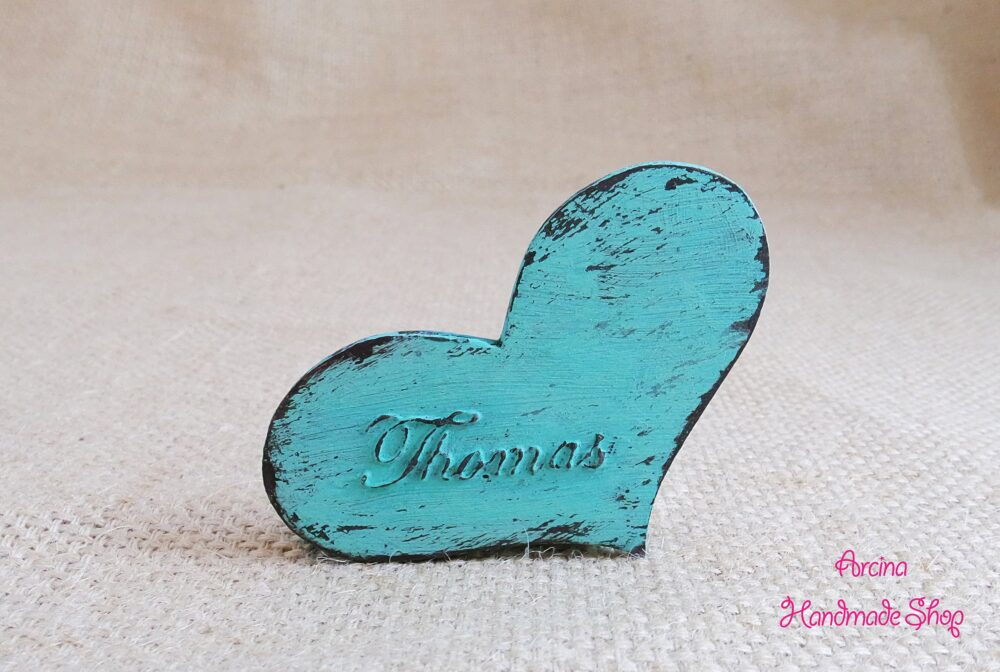 Rustic Wood Personalized Wedding Place Cards, Table Decor, Name Tags For Wedding, Name, Signs