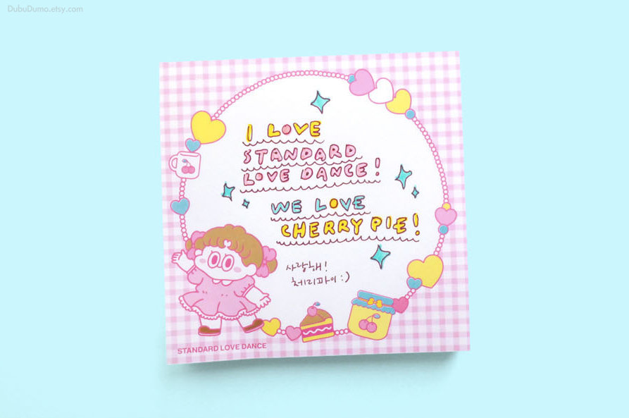Pink Heart Ring Notepad/Colorful Notepads Memo Pad Stationery Scrapbooking Diary, Planner School Supplies