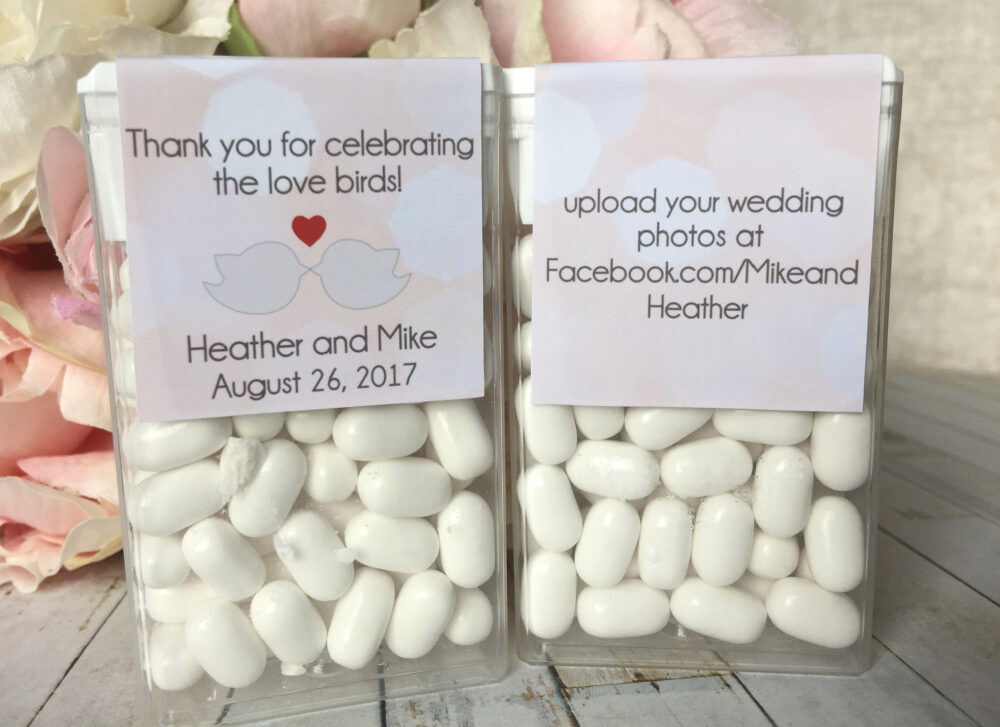Wedding Favor Sticker, Mint To Be Wedding Label, Favors For Guests, Candy, Tic Tac Labels, Favor Labels