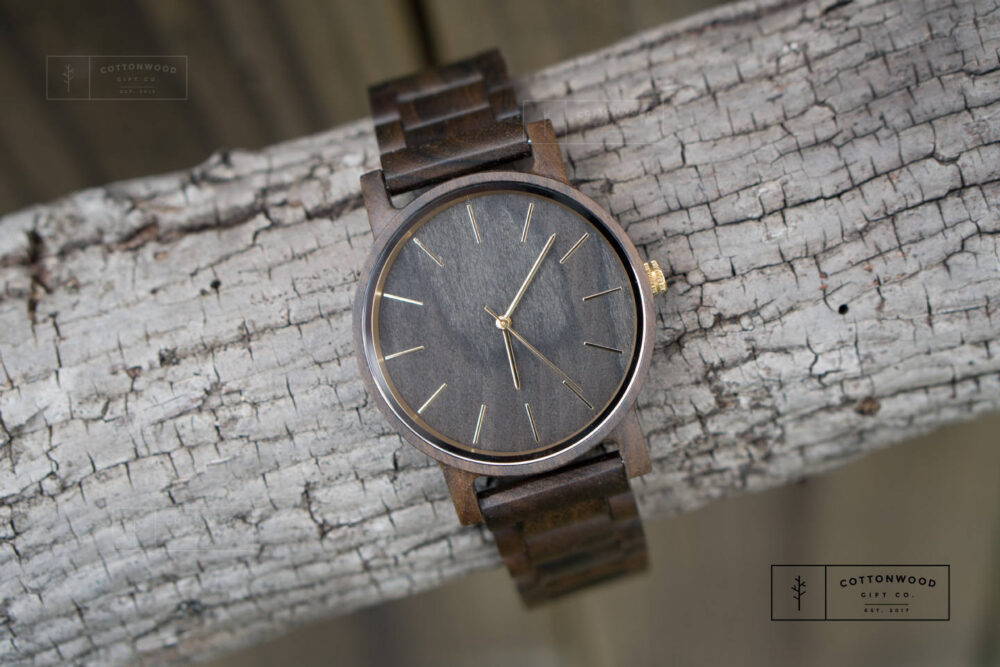 Groom Gift From Bride Grooms For On Wedding Day Gifts Wife To Husband - Be Wooden Watch