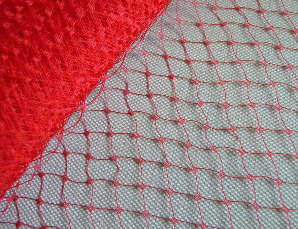 Red Veiling For Hats Millinery Supply 9 Inch Birdcage Russian French Netting Diy Veils Blushers Fascinators
