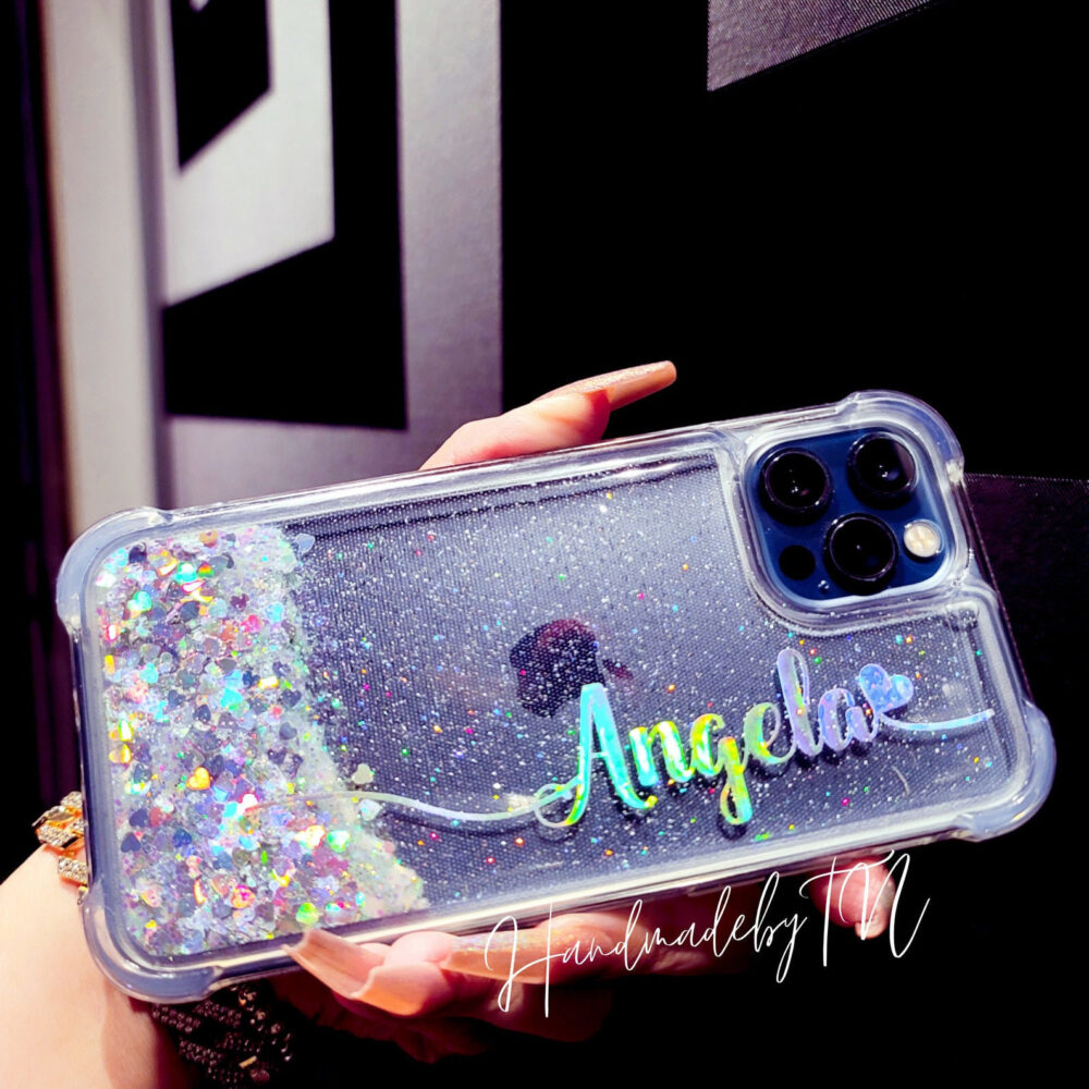 Glitter Ipod Case Touch 7 Touch 6 Case 5 Phone Case, Gift For Friend, Christmas Gift