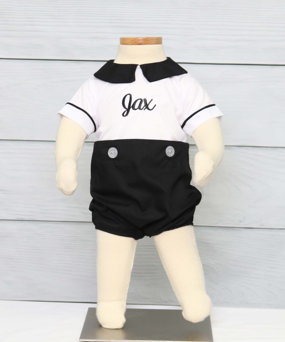 Baby Boy Clothes, Ring Bearer Bubble, Outfit, Wedding Suit, Rompers, Newborn Coming Home 292352