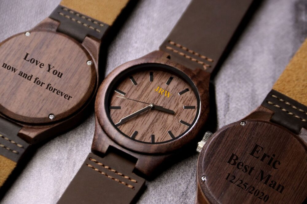 Wooden Watch, Groomsmen Gifts, Watches For Men, Watches, Wood Watch Personalized, Best Man Gift, Groom Proposal