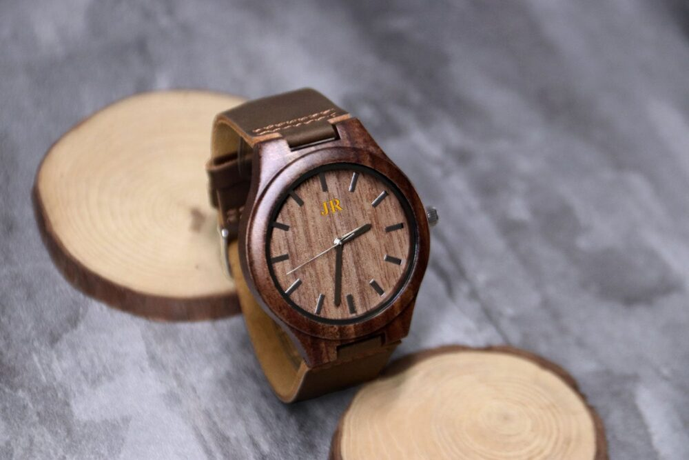 Groomsmen Gifts, Wooden Watch, Watches, Best Man Gift, Groom Engraved Wood Usher Personalized Gifts For Men
