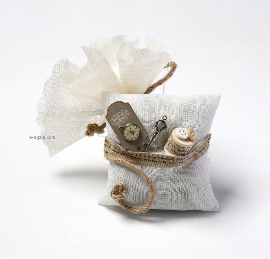 160-300 Unique Wedding Favors Fall Key Cushion Italian Clock Guests Gift With Dragees