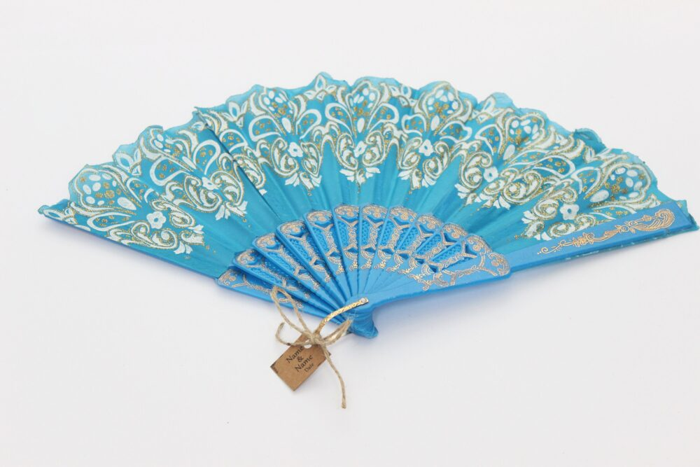 Hand Fan For Wedding Gift , Party Favour, Personalized Fans, Bridal Shower Gift, Personalized Wedding