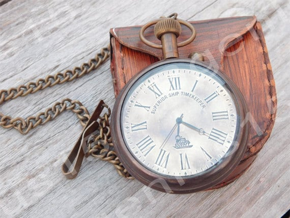 Pocket Watch, Personalized Gift, Engraved Custom Corporate Retirement Groomsmen Fathers Day