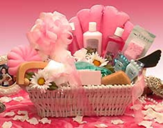 Women's Gift Baskets Spa Basket For Her Ultimate Relaxation Bath & Body Mother's Day