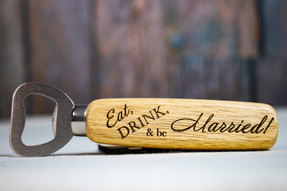 Rustic Wedding Favors, Personalized Engraved Bottle Openers, Favor Favors For Guests