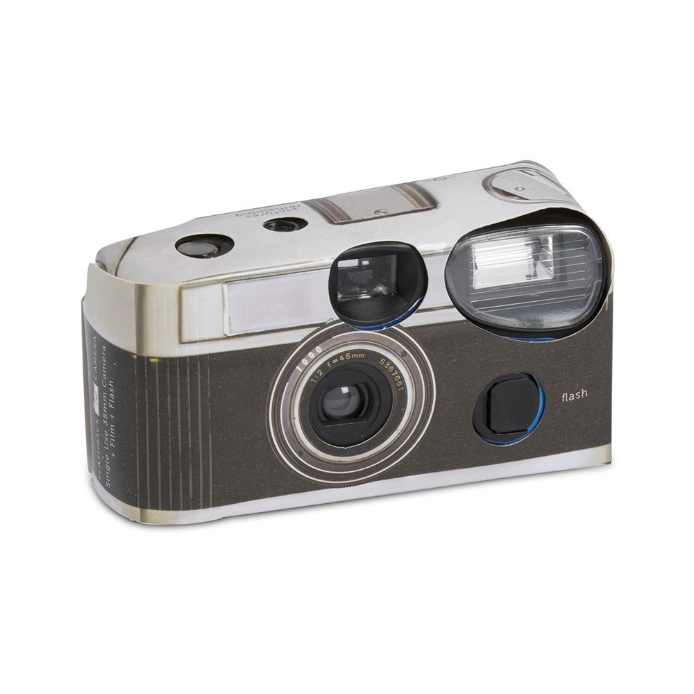 10 X Disposable Camera With Flash Wedding Party Photography Single Use Film