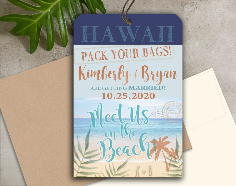 Passport Wedding Save The Date Luggage Tag Invite Magnets Or Cards Boarding Pass Rose Gold Beach Pink Navy Destination Travel Photo