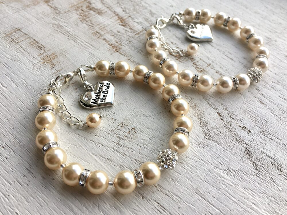 Mother Of The Bride Gift Bracelet Mother Bride Wedding Gift For Mom Wedding From Gifts
