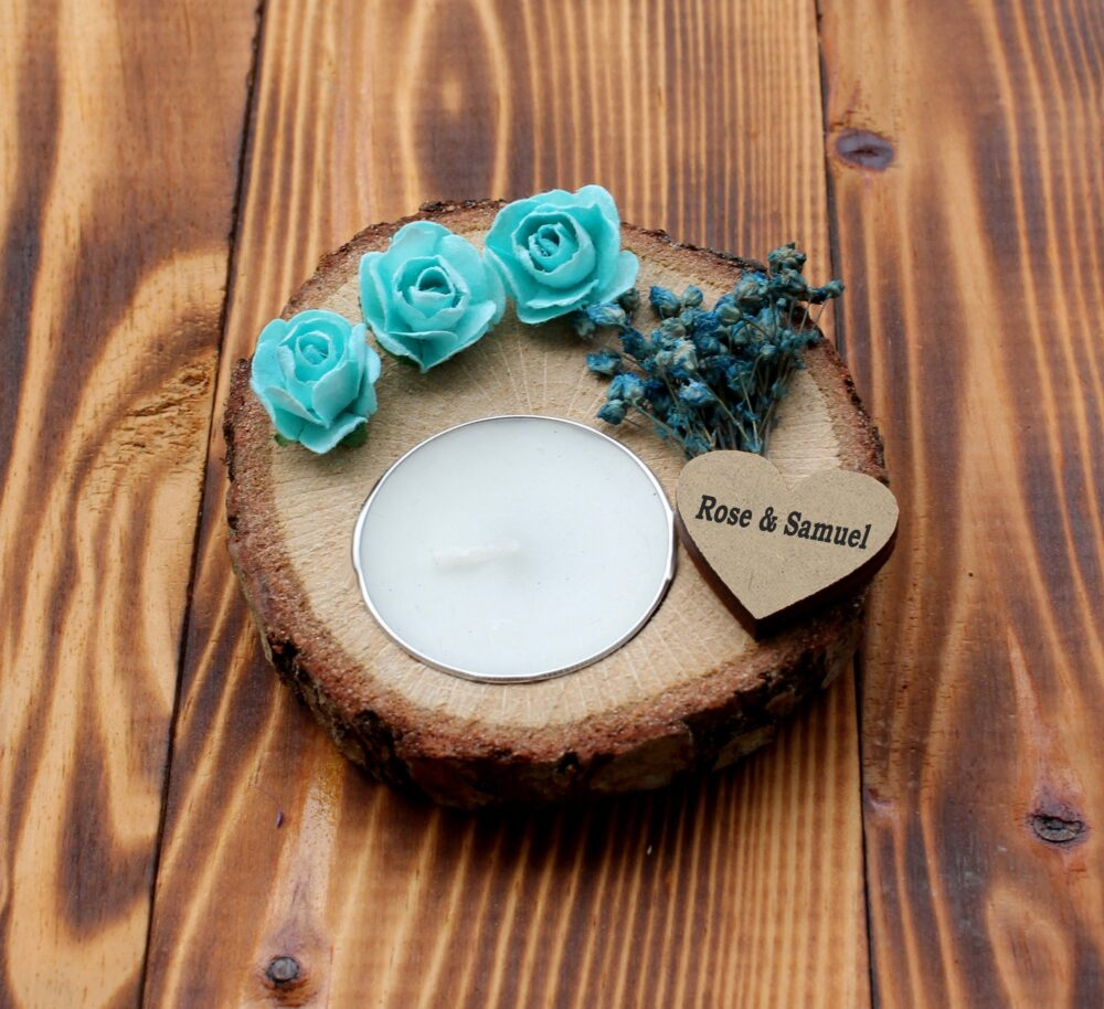 Customized Wedding Favors, Candle Holders, Baby Shower Favor, Personalized Favor Candle, Gift For Guestss